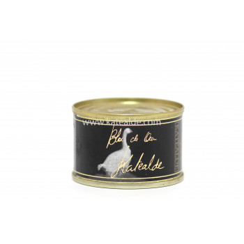 Bloc de foie gras de oca 65 gr, 98% de foie-bloc-katealde-comprarenred.com