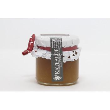 Mermelada de cebolla con hongos 105gr-mermeladas-katealde-comprarenred.com
