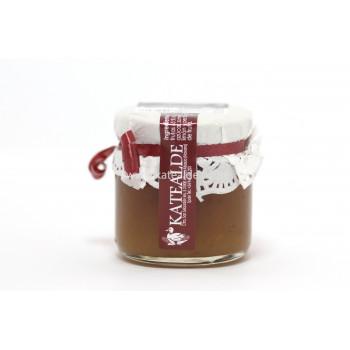 Mermelada de manzana con frutos secos 105gr-mermeladas-katealde-comprarenred.com