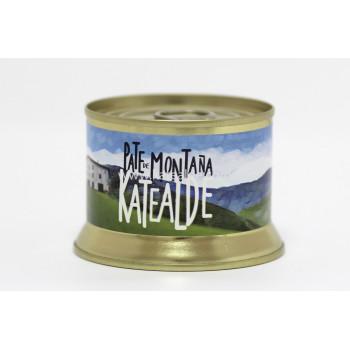 Paté de Montaña 130gr-pates-y-mousses-katealde-comprarenred.com